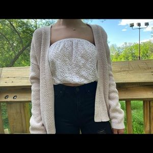 Knitted cardigan 🧶